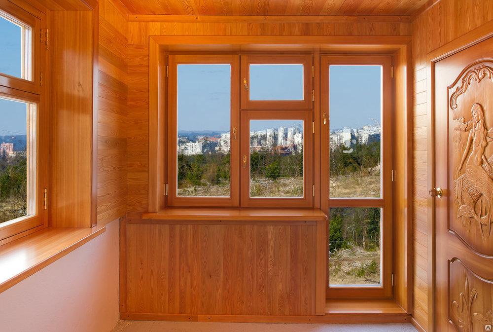 """Замена стеклопакета на балконе и лоджии от компании """"евроокн."""